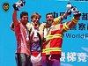 Olomoucký hasič zazářil na světových hrách v Číně