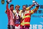 Čeští reprezentanti na The World Police and Fire Games v Číně, srpen 2019