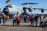 Dny NATO a Dny Vzdušných sil Armády ČR, 21. září 2019 na letišti v Mošnově.