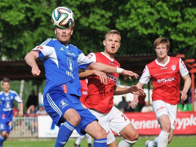 Postupový zápas pro Sigmu: Pardubice vs. Olomouc