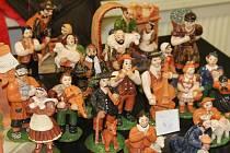 Na olomouckém výstavišti Flora probíhají vánoční trhy.