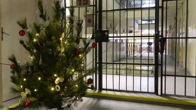 Vánoce v olomoucké vazební věznici
