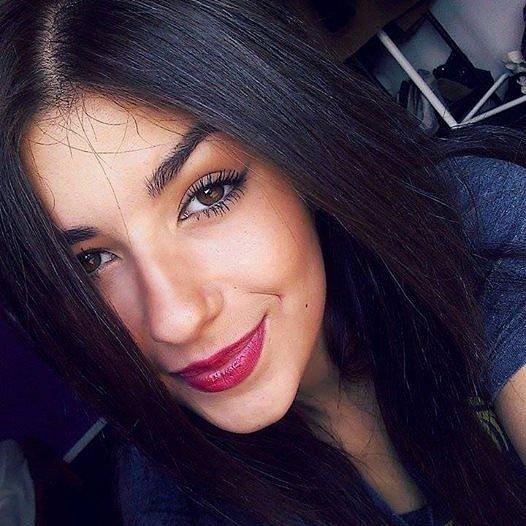 č. 10 Anita Zieglerová, 18 let, studentka, Brníčko