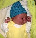 Jaromír Hublar, Šternberk, narozen 21. února ve Šternberku, míra 51 cm, váha 3900 g