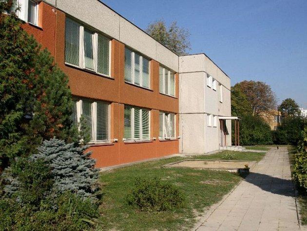 Areál Holečkova 7 v Olomouci