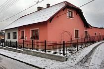 Rodný dům Rudolfa Wanzla v Jívové