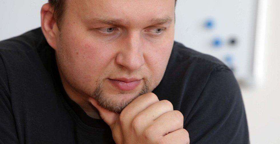 Ministr zemědělství Marian Jurečka při on-line rozhovoru se čtenáři Deníku