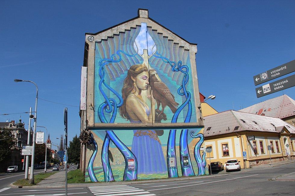 Součástí právě probíhajících Dnů evropského dědictví jsou také komentované prohlídky olomouckých velkoformátových maleb, které vznikly během několika let v rámci Street Art Festivalu. Podrobnosti o prohlídkách jsou k dispozici na www.ded.olomouc.eu.