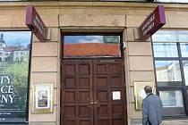 Moravské divadlo Olomouc. Ilustrační foto