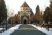 Původně katolická hřbitovní kaple v Neředíně, nyní smuteční síň