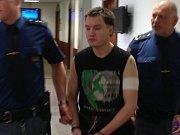 Petr Mikulka u Vrchního soudu v Olomouci