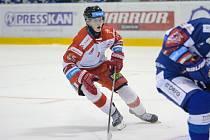 Útočník HC Olomouc Joshua James Mácha