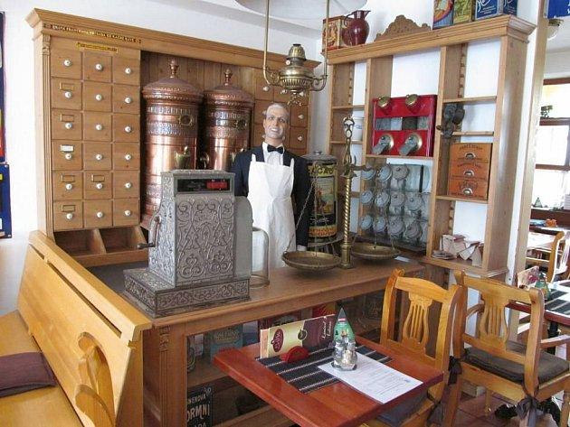 Restaurace Ve Starém Obchodě, Uh. Hradiště