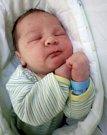 Patrik Šoupal, Loučany, narozen 10. července, míra 53 cm, váha 4200 g