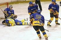 Šternberští hokejisté
