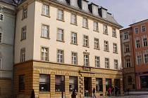 Kavárna Mahler na Horním náměstí