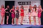Finále Miss OK 2015 v olomouckém RCO