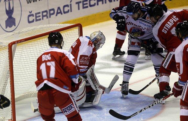 HC Olomouc vs. HC Vítkovice