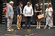 Kontrolní den v Moravském divadle Olomouc, 26. 8. 2019