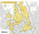 Dopravní omezení během olomouckého půlmaratonu 2018
