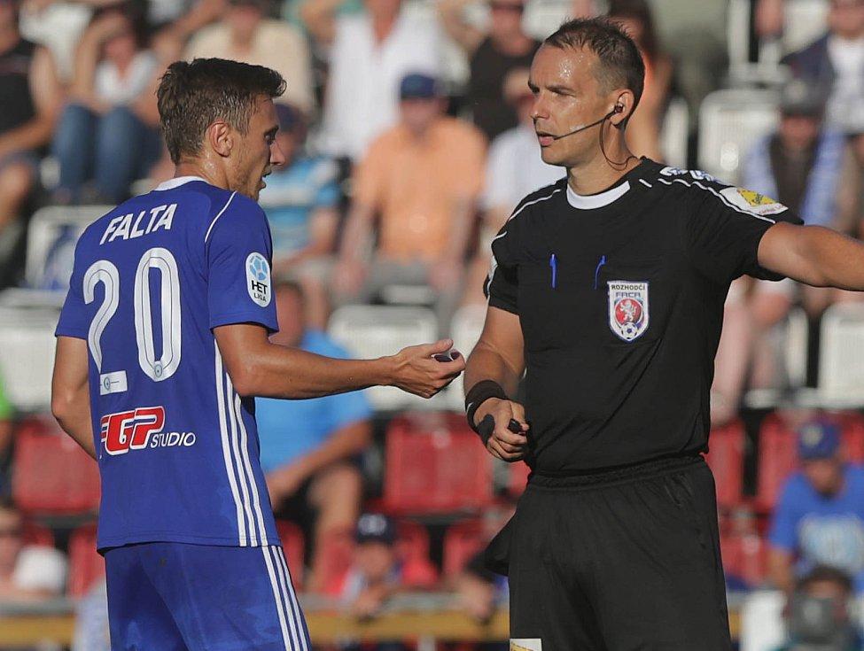 Šimon Falta (vlevo)