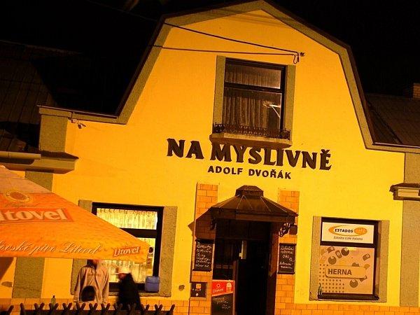 Restaurace Na Myslivně, Litovel