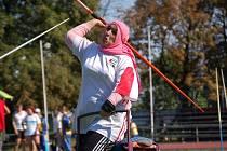 O limit na paralympiádu se v Olomouci pokoušela i atletka ze Spojených arabských emirátů.