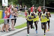 Olomoucký půlmaraton 2013