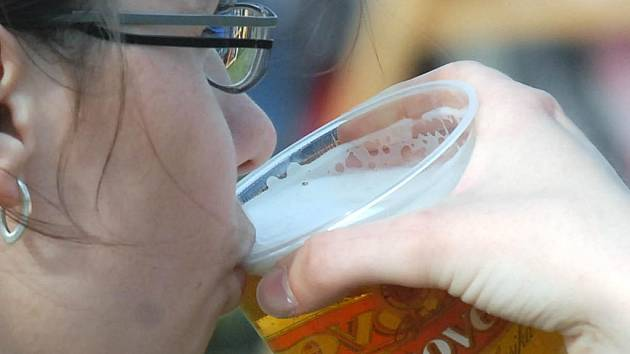 Pivo hasí žízeň.
