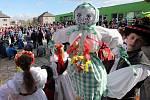 Vítání jara v Troubelicích