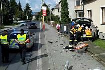 V Postřelmově v neděli zasahovali hasiči hned dvakrát