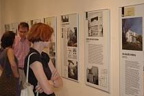 Návštěvníci výstavy se seznámí s padesátkou nejvýznamnějších vil olomouckého regionu.