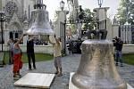 Zvony pro chrám sv. Václava.