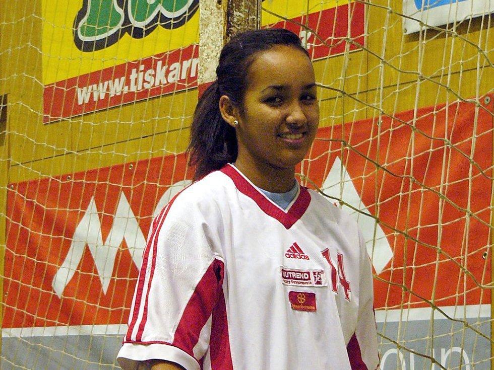 Anna Gebre Selassie