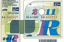 Dalniční známka pro rok 2011