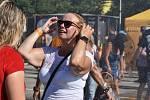 Music TON festival v Holešově. Sobota 10.7. 2021