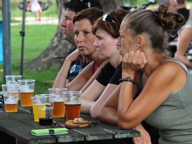 Regionální pivní košt v Loučanech