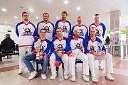 Doktoři z Fakultní nemocnice Olomouc nastoupí do dalšího zápasu v dresech a jako Bílí vlci z fakultky.