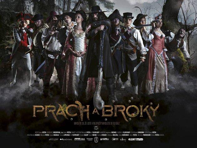Prach a broky – film, který v kinech láme rekordy