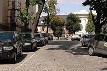 Ulice Na Hradě