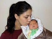 Jan Herák je prvorozený syn Žanety a Jana z Lanškrouna. Při narození dne 28. 12. v 8.54 hodin vážil 3600 g.