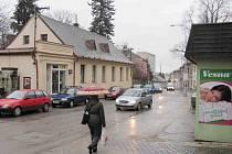 Ulice T. G. Masaryka. Ilustrační foto.