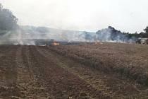 Příčinou požáru byla technická závada.