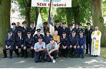 SDH Hrušová oslavil 140. výročí.