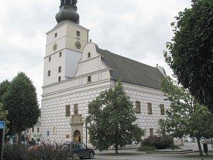 Radnice v Lanškrouně. Ilustrační foto.