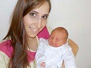 Veronika Kuběnková je první radostí Petry a Jiřího z Výprachtic. Narodila se s váhou 3126 g dne 1. 9. v 6.15 hodin.