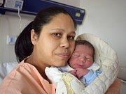 Kevin Absolon se narodil Žanetě a Peterovi z Orliček 5. 3. v 1.28 hodin. Při porodu vážil 2,90 kg. Sourozenci se jmenují Péťa, Kristýna, Sebastian, Šarlotka, Davídek a Ester.