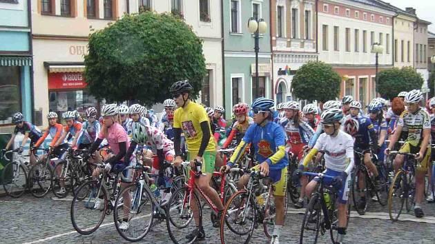 START 44. ročníku malého závodu míru proběhne na tradičním místě. Cyklistický peloton se vydá na první etapu z náměstí J. M. Marků.