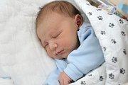 Šimon Kryda je první radostí pro Simonu Brožkovou a Miroslava Krydu z Vysokého Mýta. Chlapeček se s váhou 3,36 kg narodil 4. 6. v 22.02 hodin.