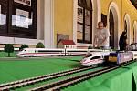Oustecké nádraží pořádalo akci pro veřejnost.